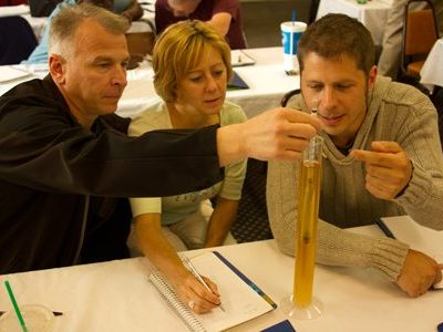 Hands-on Distilling Workshop