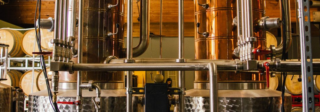 Oak & Grist Distillery: A New Craft Distillery in North Carolina